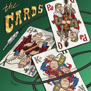 The Cards — The Cards