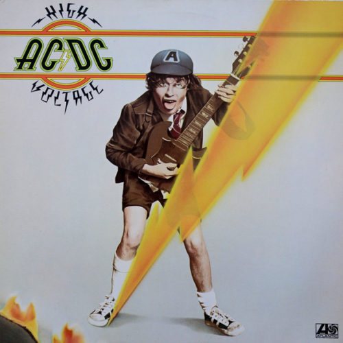 AC/DC — High Voltage