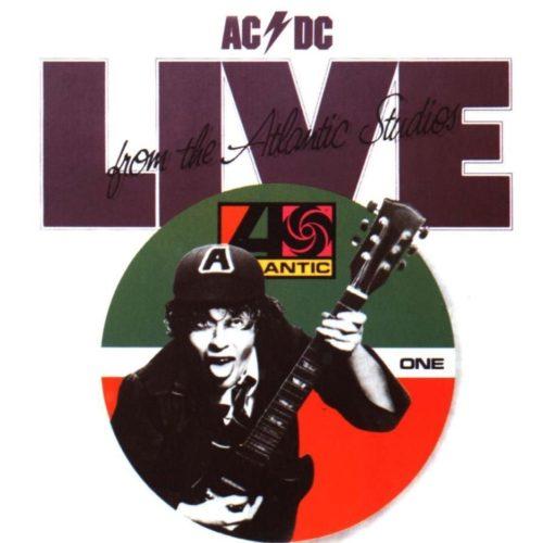 AC/DC – Live From The Atlantic Studios