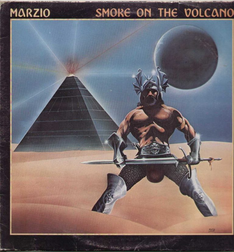 Read more about the article Marzio — Smoke On The Volcano