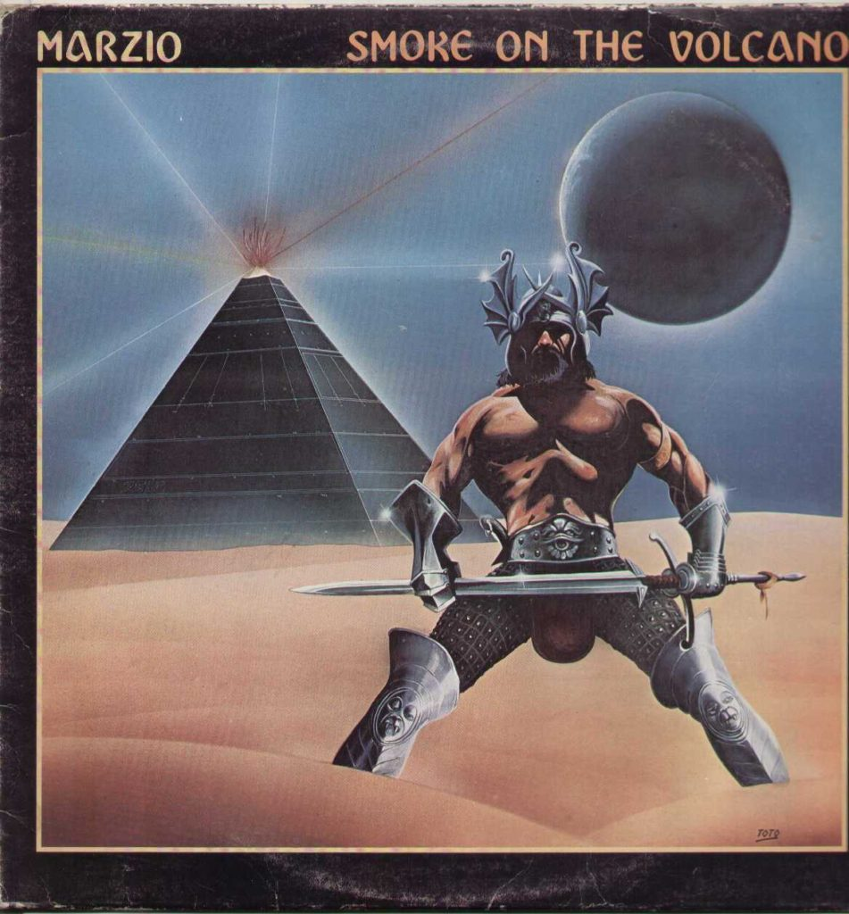 Marzio — Smoke On The Volcano