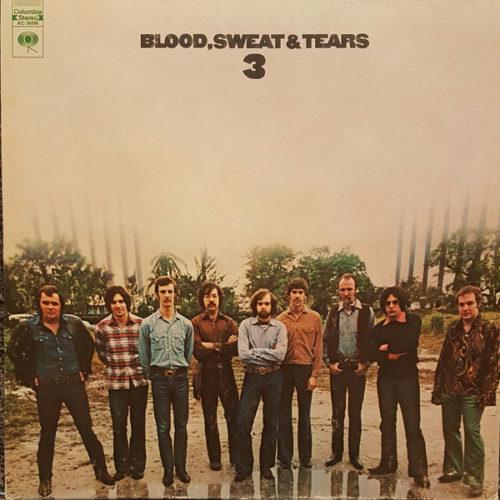 Blood, Sweat & Tears — Blood, Sweat & Tears 3
