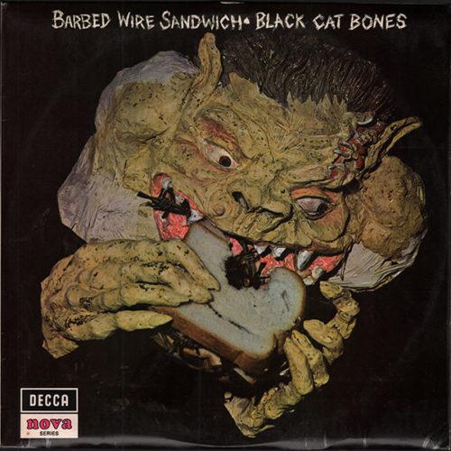 Black Cat Bones — Barbed Wire Sandwich