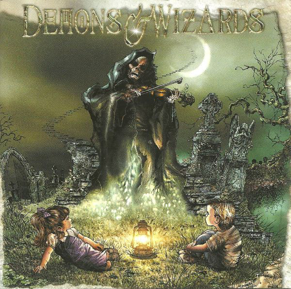 Read more about the article Demons & Wizards – Demons & Wizards