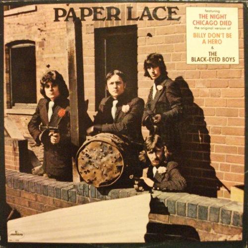 Paper Lace – Paper Lace