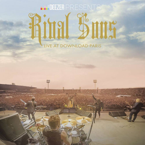Rival Sons – Live at Download Paris