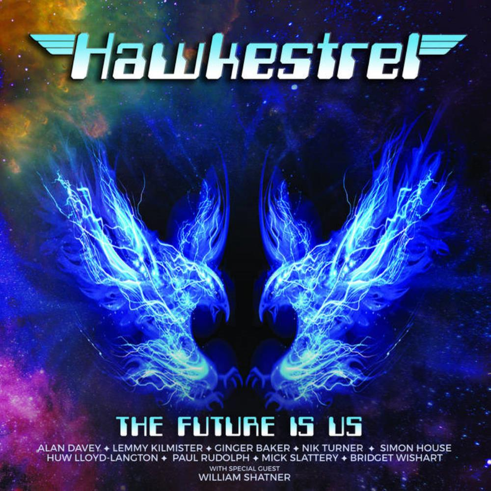 Hawkestrel — The Future Is Us