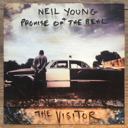 Neil Young + Promise of the Real — The Visitor [2017]
