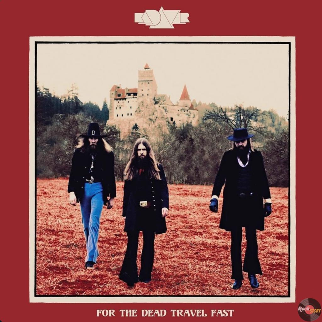 Kadavar — For The Dead Travel Fast [2019]