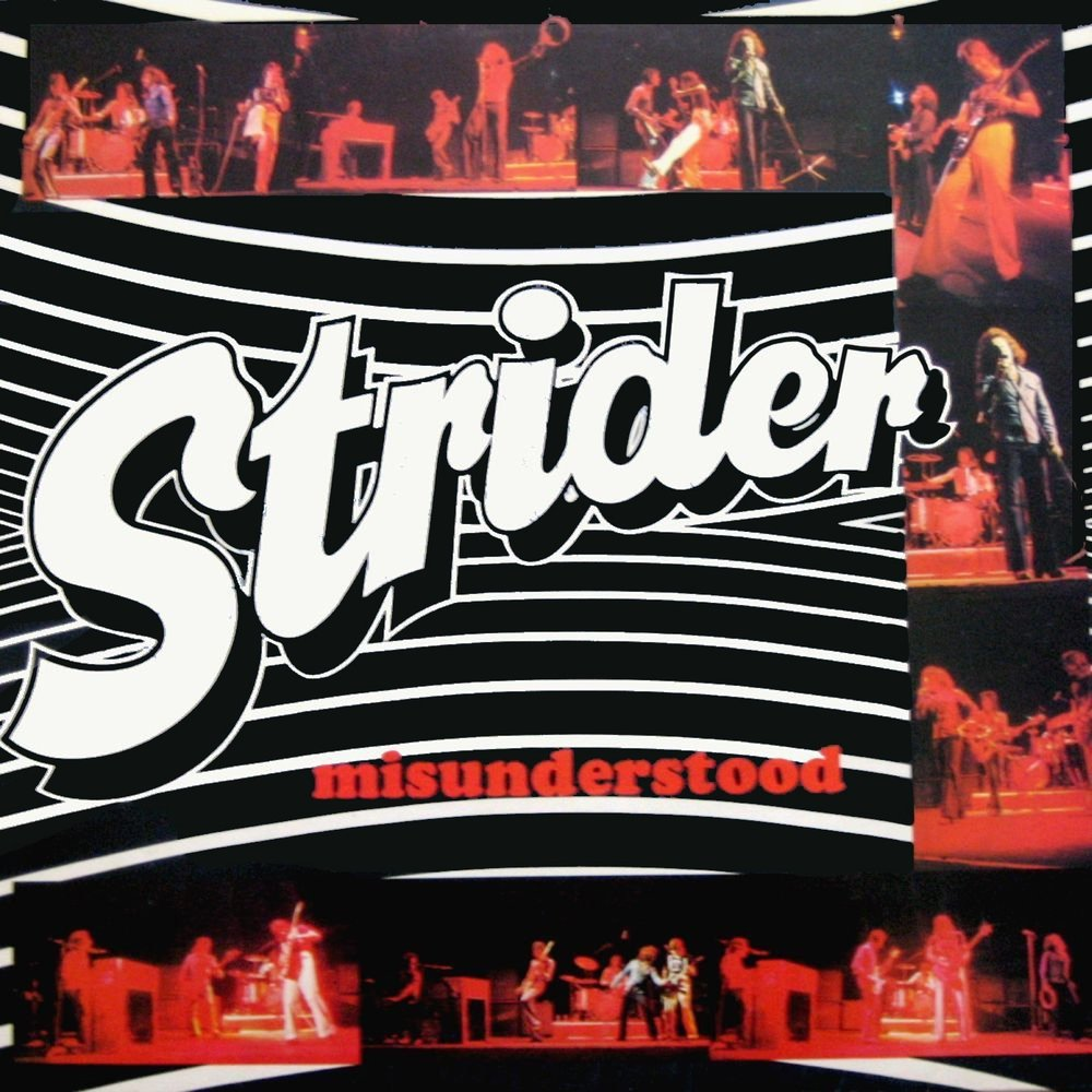 Strider – Misunderstood [1974]