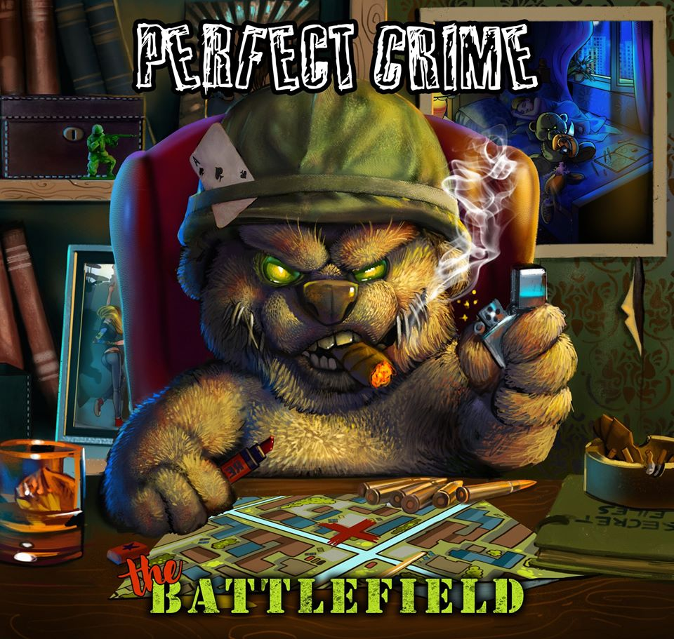 Perfect Crime — The Battlefield [2019]
