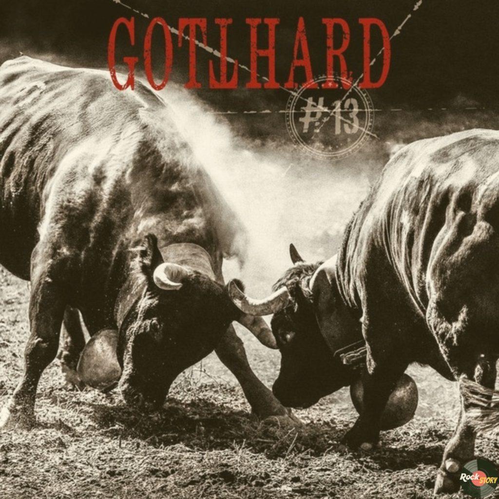 Gotthard — #13 [2020]