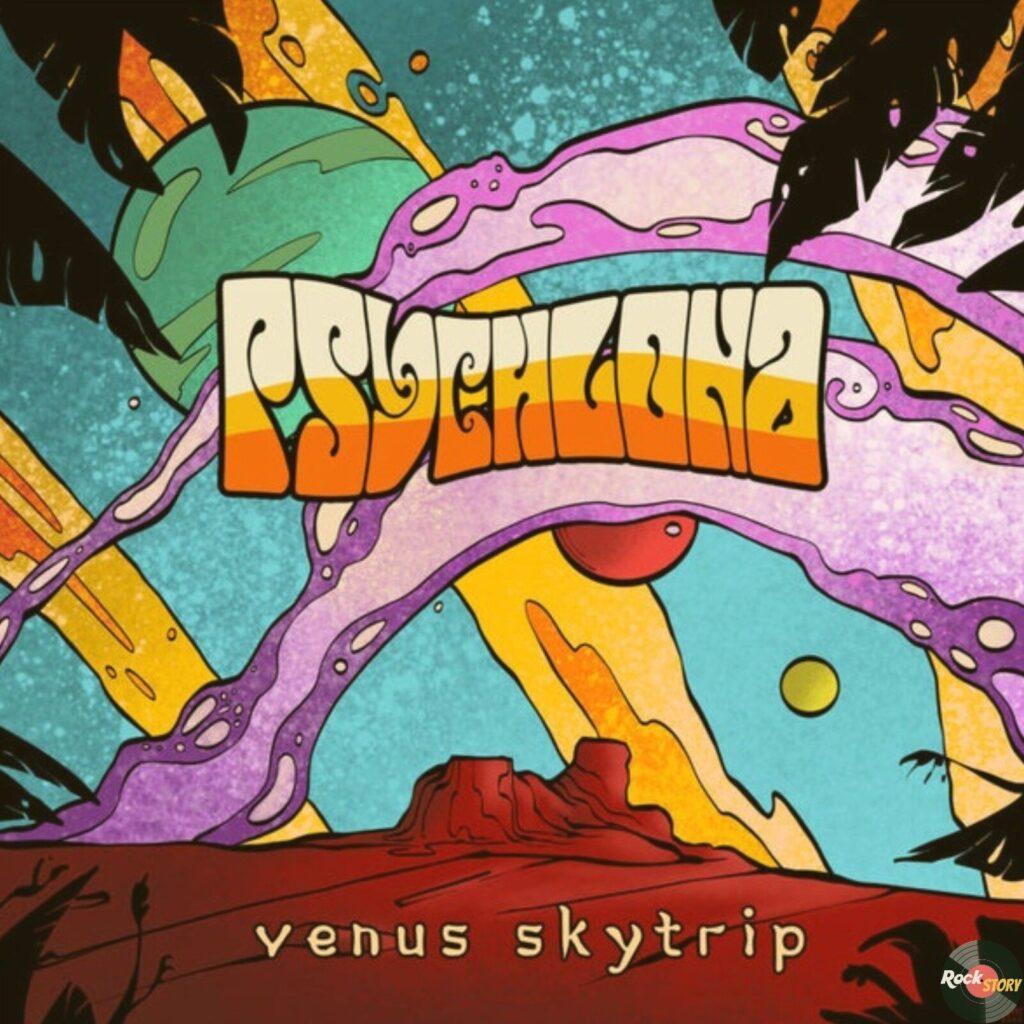 Psychlona — Venus Skytrip [2020]