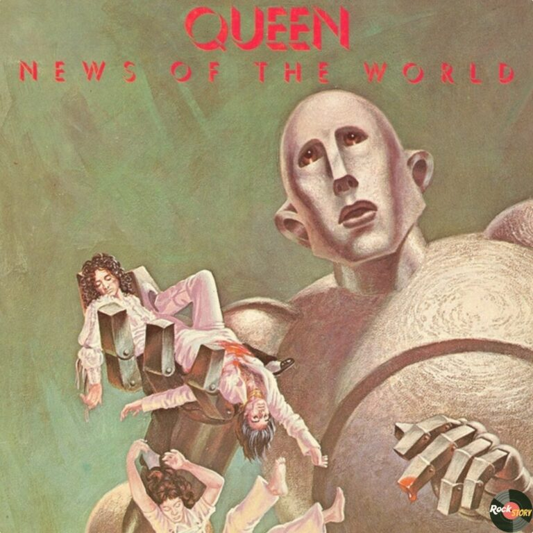Read more about the article Queen — News Of The World [1977]