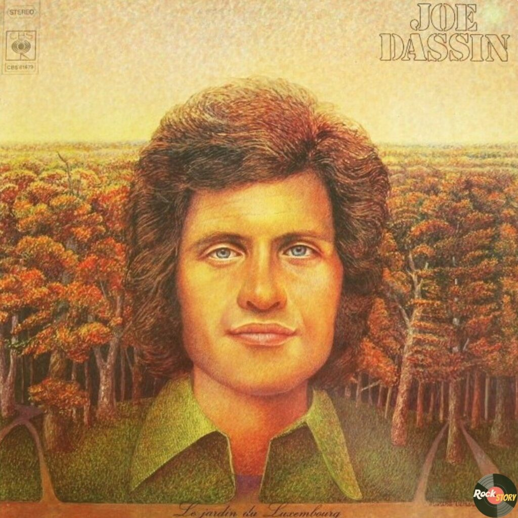 Joe Dassin – Le Jardin Du Luxembourg [1976]